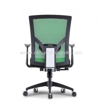AERO 1 MEDIUM BACK MESH CHAIR C/W NYLON ROCKET BASE