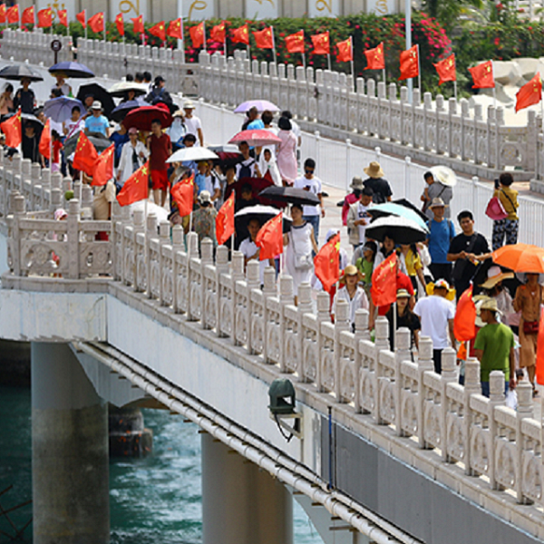 China sees 782 mln domestic tourist trips during National Day holiday Others