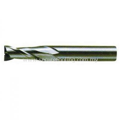 HSS-Co8 High Precision End Mills (Inch)