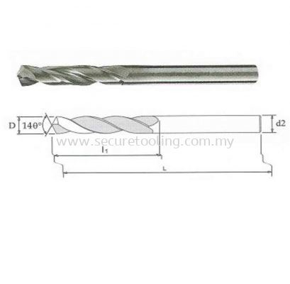 Solid Carbide Twist Drill