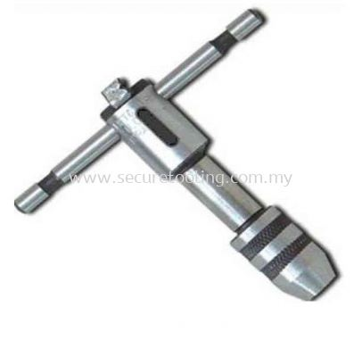 Tap Wrench Chuck Type T-Handle