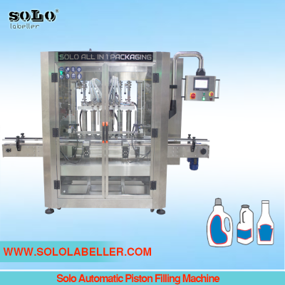 Solo Automatic Piston Filling Machine