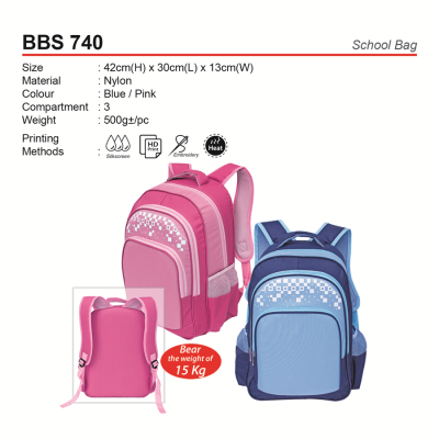BBS740 School Bag