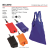 BS2870 Foldable Bag with Pouch SLING BAG Bag Premium and Gifts