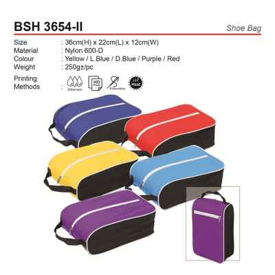 BSH3654-II  Shoe Bag