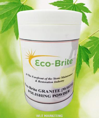 Eco-Brite Granite [White] Polishing Powder