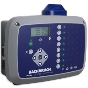 MGS-408 Gas Detection Controller