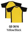 QD 3616 QD 36 Oren Sport - Quick Dry T-SHIRT