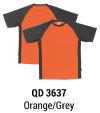 QD 3637 QD 36 Oren Sport - Quick Dry T-SHIRT