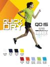 QD 15 Plain Oren Sport - Quick Dry T-SHIRT