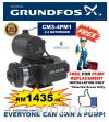 Grundfos CM3-4PM1 (0.67HP) FREE PUMP REPLACEMENT INSTALLATION SERVICE IN KL & KLG AREAS ONLY. Booster Water Pump Water Pump
