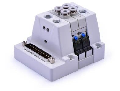 CPV10S Series Integrated solenoid valve