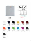 CT 71 CT 71 Oren Sport - Cotton T-SHIRT