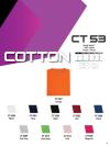 CT 53 Female CT 53 Oren Sport - Cotton T-SHIRT