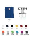 CT 54 Long Sleeve CT 54 Oren Sport - Cotton T-SHIRT