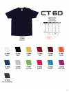 CT 60 CT 60 Oren Sport - Cotton T-SHIRT