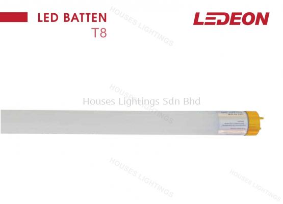 LED Batten T8 Ledeon 32W 4FT