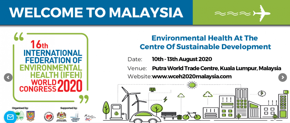International Federation of Environmental Health World Congress