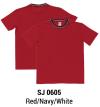 SJ 0605 SJ 06 Oren Sport - Single Jersey T-SHIRT