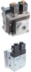 Fail-safe double valves(3/2, G1/4 to G2)
