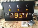 Counter Plus Show Running Product Type Seven Segment Display
