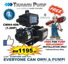 TSUNAMI CMH4-40K (1.0HP) FREE PUMP REPLACEMENT INSTALLATION SERVICE IN KL & KLG AREAS ONLY
