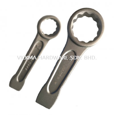 SLUGGING WRENCH (MM & INCHES)