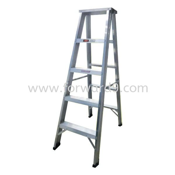 HDDS Series Heavy Duty Double Sided Ladder  Ladder  Ladder / Trucks / Trolley  Material Handling Equipment