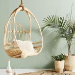 RATTAN HANGING CHAIR VALERIE