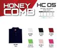 HC 05 Female HC 05 Female Oren Sport - Honey Comb T-SHIRT