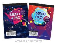 MEMO PAD (TOP OPEN)