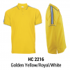 HC 2216 HC 22 Oren Sport - Honey Comb T-SHIRT
