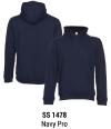 SS 1478 Hoodie Jacket Oren Sport Jacket / Tracksuit / Windbreaker