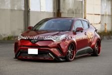 TOYOTA C-HR FORTE WIDE BODYKIT