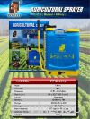ROMEO PPQ4514 16L 2 In 1 Knapsack Sprayer Battery and Manual Backback Pam Racun BACKPACK SPRAYER Agricultural