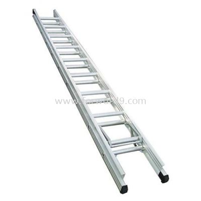 Heavy Duty Double Extension Ladder