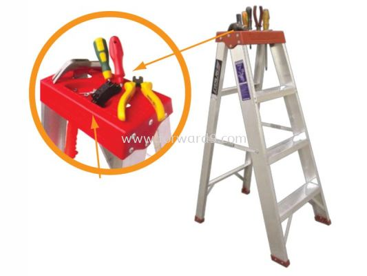 Heavy Duty Certified Step Ladder