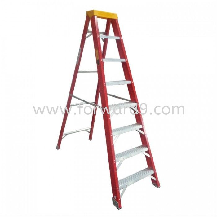 YFGSS Series Fibreglass Single Sided Ladder  Ladder  Ladder / Trucks / Trolley  Material Handling Equipment