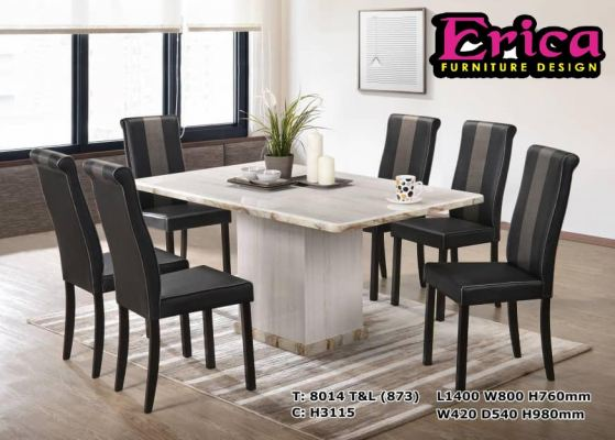ERICA FURNITURE DINING SET