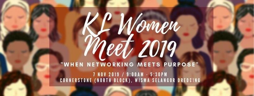 KL Women Meet 2019 November 2019