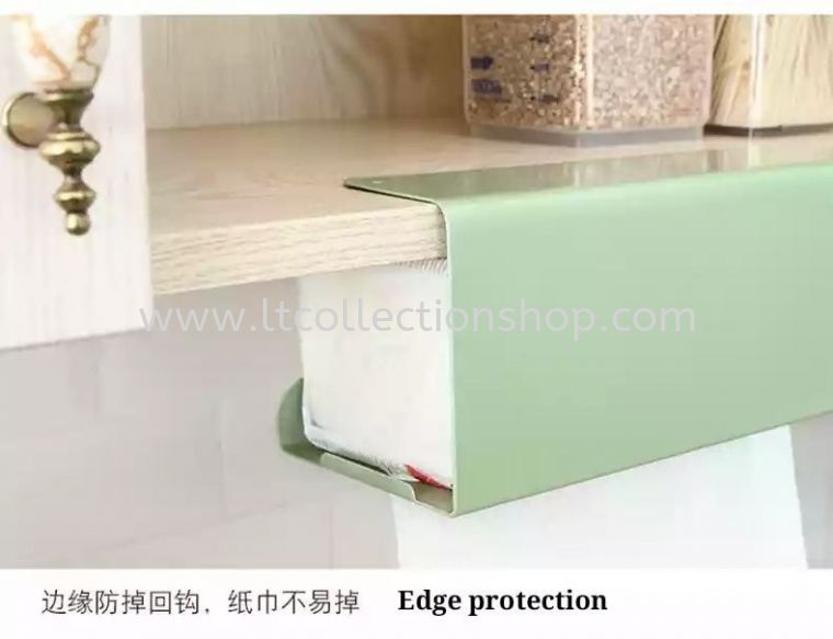 PUNCH-FREE PAPER TOWEL HOLDER PRE.ORDER 预购 071019~121019 PRE.ORDER 预购