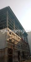 JB Cocoa Boiler House (PTP) Structure Steel Works