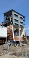 JB Cocoa Roaster Tower (PTP) Structure Steel Works