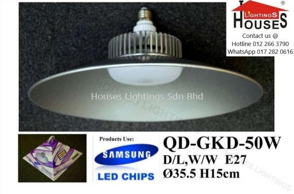 Sherwin High bay Led 50w