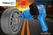 "TOKU AIR IMPACT WRENCH 3/4"" 50-110KG.M PIN-LESS CLUTCH.MI-2500P"