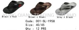 C346 Slipper Shoes
