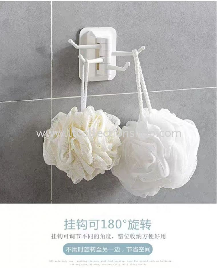 WALL SUCTION CUP HOOK PRE.ORDER 预购 071019~121019 PRE.ORDER 预购