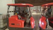 Road Sweeper W1350 4 Road Sweeper Floor Cleaning / Maintenance