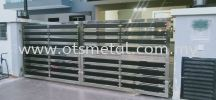 SSG038 Stainless Steel Gate