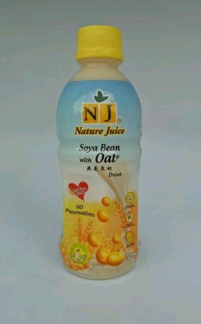 NJ Soya Bean Oat
